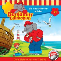 Benjamin Blümchen: als Leuchtturmwärter (Folge 91)