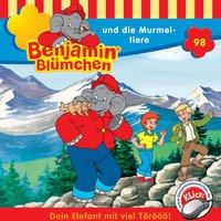 Benjamin Blümchen: und die Murmeltiere (Folge 98)