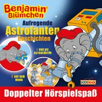 Benjamin Blümchen: 2er MP3-Box Astrofanten