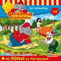 Benjamin Blümchen: Der Zeltausflug (Folge 120)