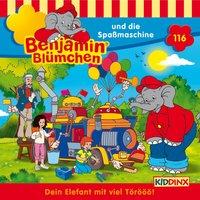 Benjamin Blümchen: Die Spaßmaschine (Folge 116)