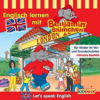 Benjamin Blümchen: Englisch lernen mit Benjamin Blümchen