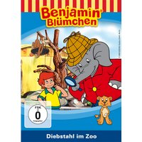 Benjamin Blümchen: Diebstahl im Zoo