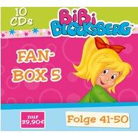 Bibi Blocksberg: 10er CD-Box 5 (Folge 41 - 50)
