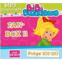 Bibi Blocksberg: 10er MP3-Box 11 (Folge 101 - 110)