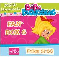 Bibi Blocksberg: 10er MP3-Box 6 (Folge 51 - 60)