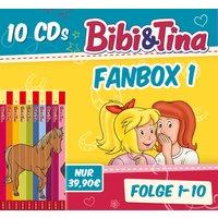 Bibi & Tina: 10er CD-Box 1 (Folge 1 - 10)