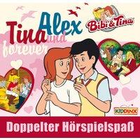 Bibi & Tina: 2er MP3-Box Tina und Alex forever