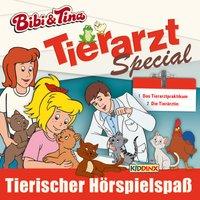 Bibi & Tina: 2er MP3-Box Tierarzt-Special