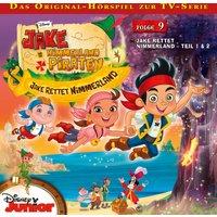 Jake und die Nimmerland-Piraten: Jake rettet Nimmerland Teil 1 und 2 (Folge 9)