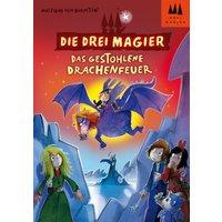 Die Drei Magier: Das gestohlene Drachenfeuer (eBook)