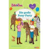 Bibi & Tina: Die große Pony-Party - Erstlesebuch
