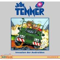 Jan Tenner: Invasion der Androiden (Folge 9)