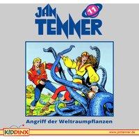 Jan Tenner: Angriff der Weltraumpflanzen (Folge 11)