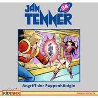 Jan Tenner: Angriff der Puppenkönigin (Folge 34)