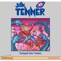 Jan Tenner: Tempel des Todes (Folge 42)