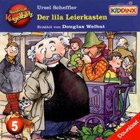 Kommissar Kugelblitz: Der lila Leierkasten (Folge 5)
