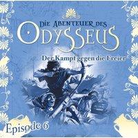 Die Abenteuer des Odysseus: Der Kampf gegen die Freier (Folge 6)