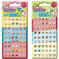 Bibi & Tina: Klebeohrringe