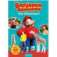 Benjamin Blümchen: Das Stickerbuch zum Film