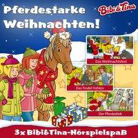Bibi & Tina: 3er MP3-Box Pferdestarke Weihnachten