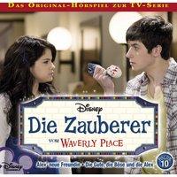 Die Zauberer vom Waverly Place: Alex` neue Freundin / .. (Folge 10)