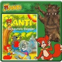 Xanti: Schaufels Bagger (Folge 8)