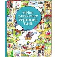 """Haba Pappbilderbuch """"Meine wunderbare Wimmelwelt"""""""