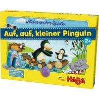 """Haba Meine ersten Spiele """"Auf, auf, kleiner Pinguin"""""""
