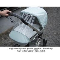 Quinny Zapp Regenschutz für LUX Kinderwagenaufsatz