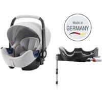 Britax Römer Babyschale Baby Safe 2 i-Size inkl. Flex Base-Special Edition Nordic Grey