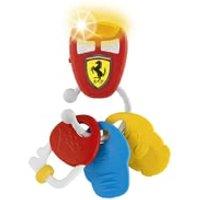 Chicco Greifling Elektronischer Ferrari-Schlüssel