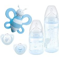 NUK Baby Rose & Blue Starter Set