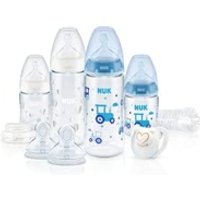 NUK First Choice+ Perfect Start Set mit Temperature Control