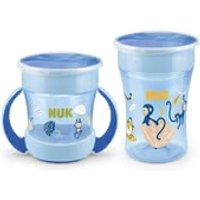 NUK EVOLUTION Magic Cup Duo Set