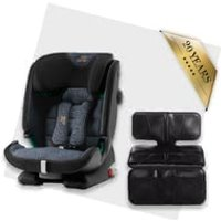 Britax Römer Advansafix i-Size inkl. Kindersitz-Unterlage