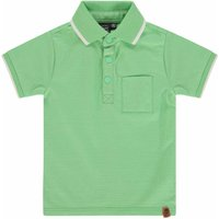Babyface! Jongens Polo Korte Mouw – Maat 104 – Groen – Katoen