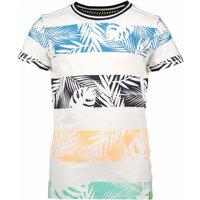B.Nosy! Jongens Shirt Korte Mouw – Maat 92 – Diverse Kleuren – Katoen/elasthan