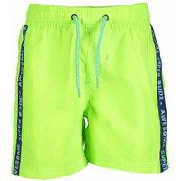 Blue Seven! Jongens Zwemshort – Maat 128 – Lime – Polyester