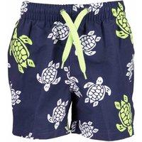 Blue Seven! Jongens Zwemshort – Maat 116 – All Over Print – Polyester
