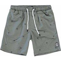 Cars! Jongens Zwemshort – Maat 176 – Legergroen – Polyester
