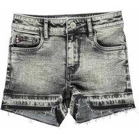 Cars! Meisjes Korte Broek – Maat 176 – Donkergrijs – Jeans