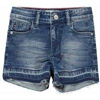 Cars! Meisjes Korte Broek – Maat 164 – Denim – Jeans