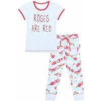 Claesens! Meisjes Pyjama – Maat 164 – Diverse Kleuren – Katoen/lycra