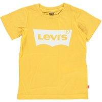 Levis! Jongens Shirt Korte Mouw – Maat 116 – Geel – Katoen