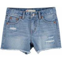 Levis! Meisjes Korte Broek – Maat 176 – Denim – Jeans