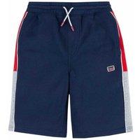 Levis! Jongens Bermuda – Maat 176 – Donkerblauw – Katoen/polyester