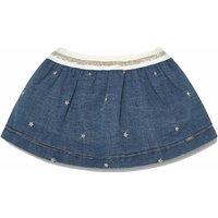 Mayoral! Meisjes Rok – Maat 98 – Denim – Jeans