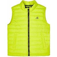 Mayoral! Jongens Bodywarmer – Maat 122 – Lime – Polyester