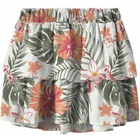 Name It! Meisjes Rok – Maat 122 – All Over Print – Polyester/elasthan